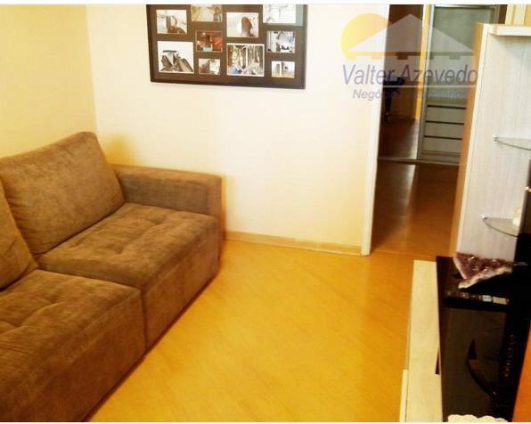 Apartamento residencial à venda, Santa Terezinha, São Paulo - AP0205.