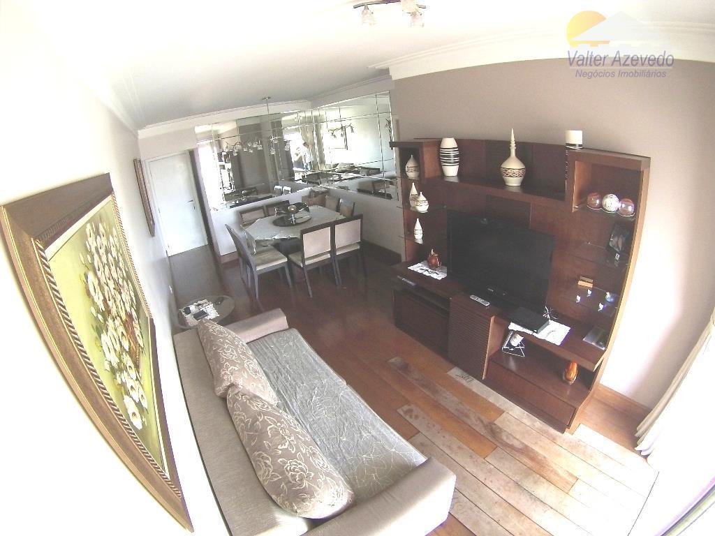 Apartamento residencial à venda, Vila Romana, São Paulo - AP0234.