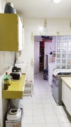 Apartamento residencial à venda, Vila Romana, São Paulo - AP0239.