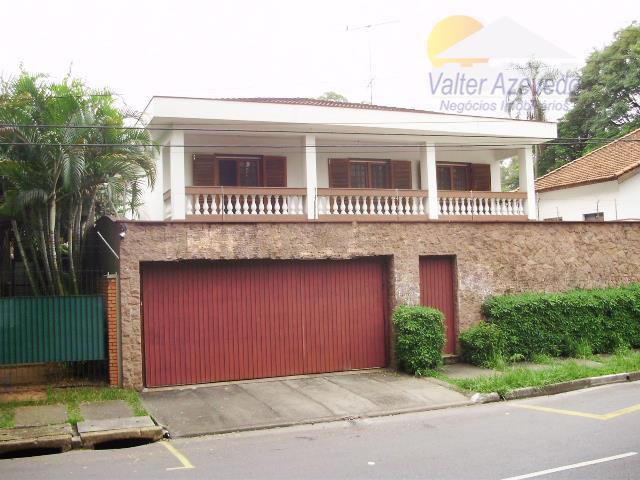 Sobrado residencial para venda e locação, Alto de Pinheiros, São Paulo - SO0073.