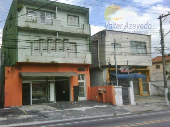 Prédio comercial à venda, Tucuruvi, São Paulo - PR0003.