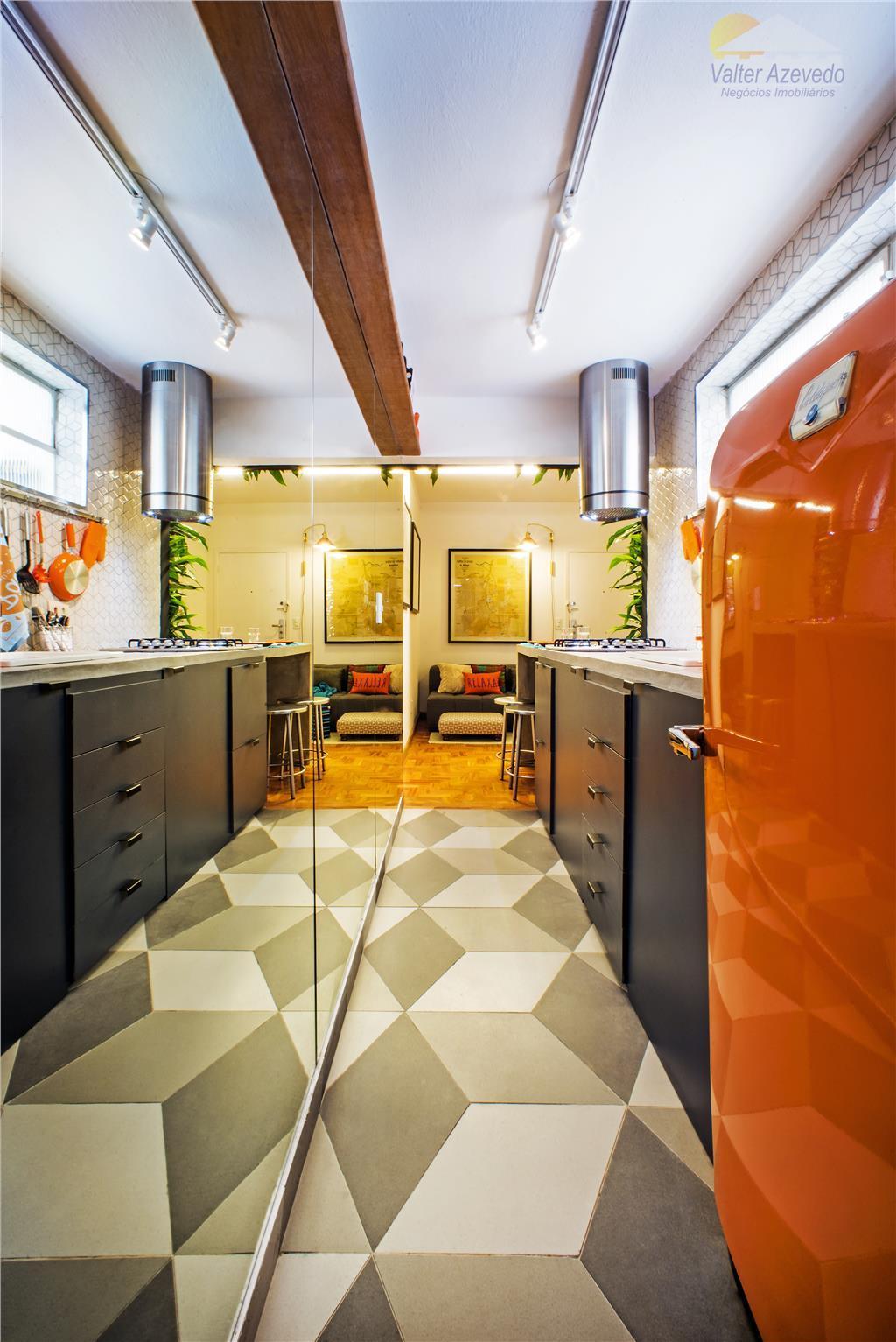 Apartamento residencial à venda, Consolação, São Paulo - AP0257.