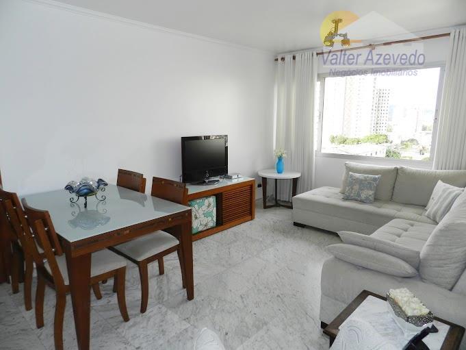Apartamento residencial à venda, Santa Terezinha, São Paulo - AP0259.