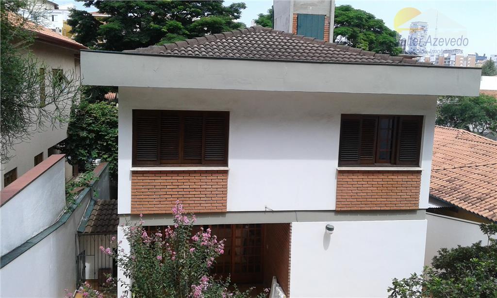 Sobrado residencial à venda, Vila Romana, São Paulo - SO0079.