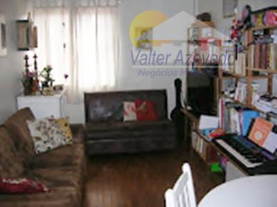 Apartamento residencial à venda, Vila Romana, São Paulo - CO0021.