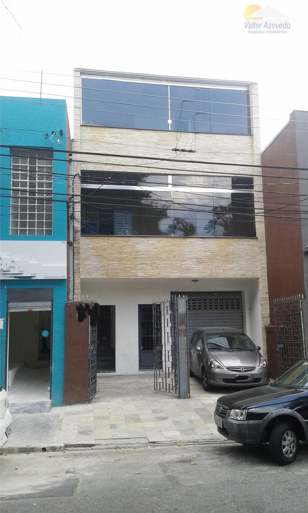 Sala comercial para locação, Lapa, São Paulo - SA0016.