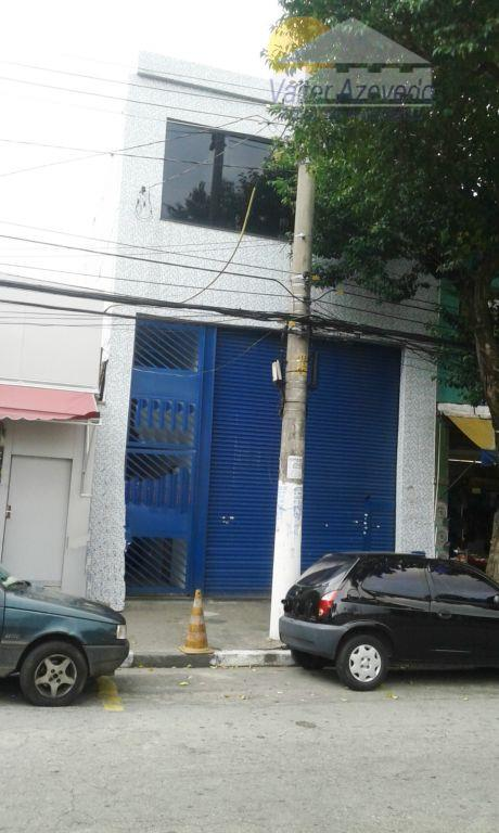 Prédio comercial para venda e locação, Lapa de Baixo, São Paulo - PR0006.
