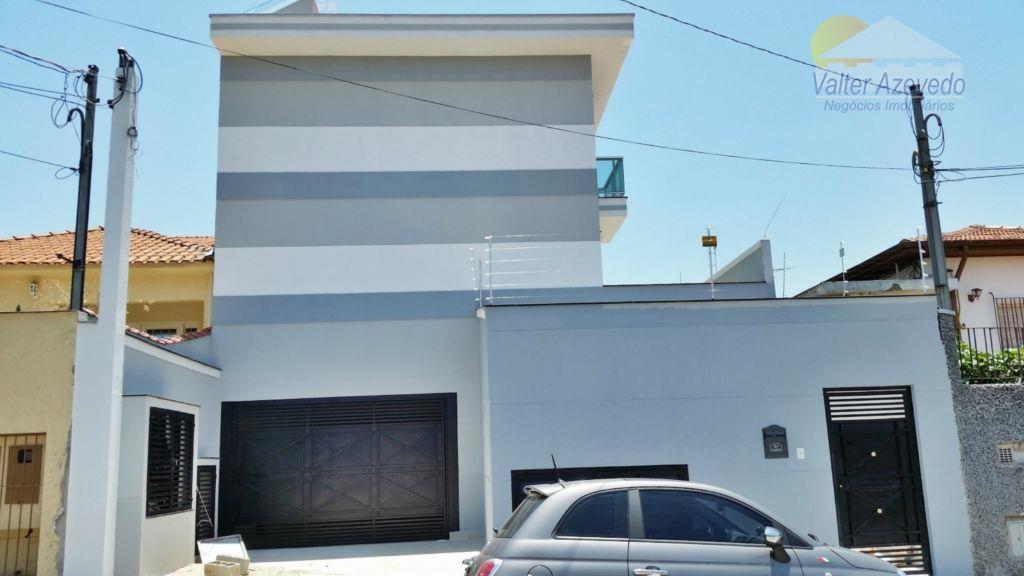 Sobrado residencial à venda, Vila Nova Mazzei, São Paulo - SO0092.
