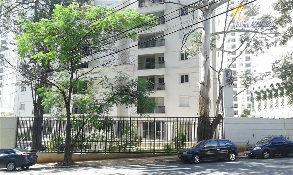 Apartamento residencial à venda, Vila Suzana, São Paulo - AP0287.