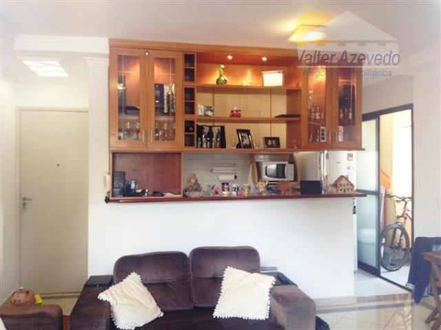 Apartamento residencial à venda, Vila Mangalot, São Paulo - AP0290.