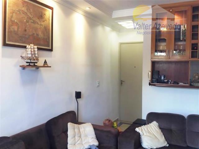 apartamento vila mangalot !!! 51 m² , 2 dormitórios , rico em armários , sala com...