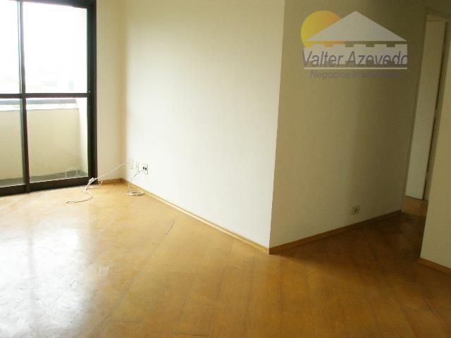 Apartamento residencial à venda, Casa Verde, São Paulo - AP0293.