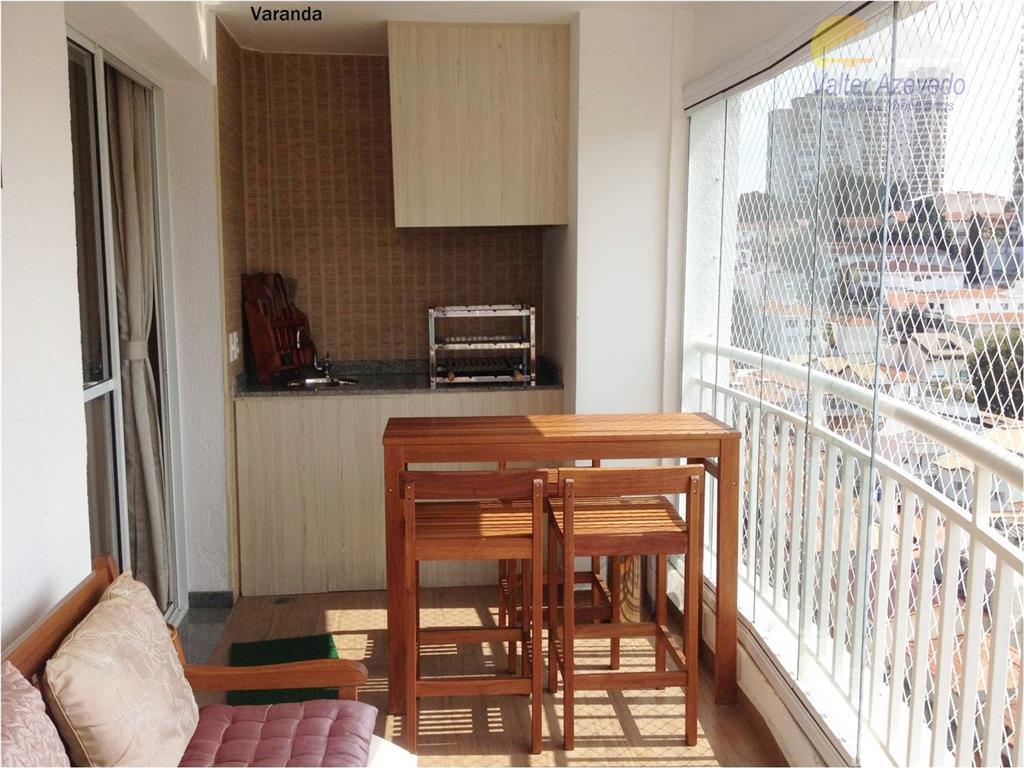 Apartamento residencial à venda, Santana, São Paulo - AP0294.