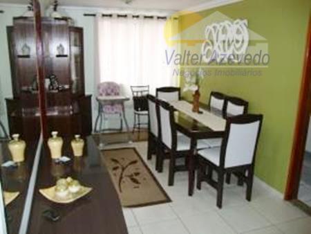 Apartamento residencial à venda, Vila Guedes, São Paulo - AP0295.