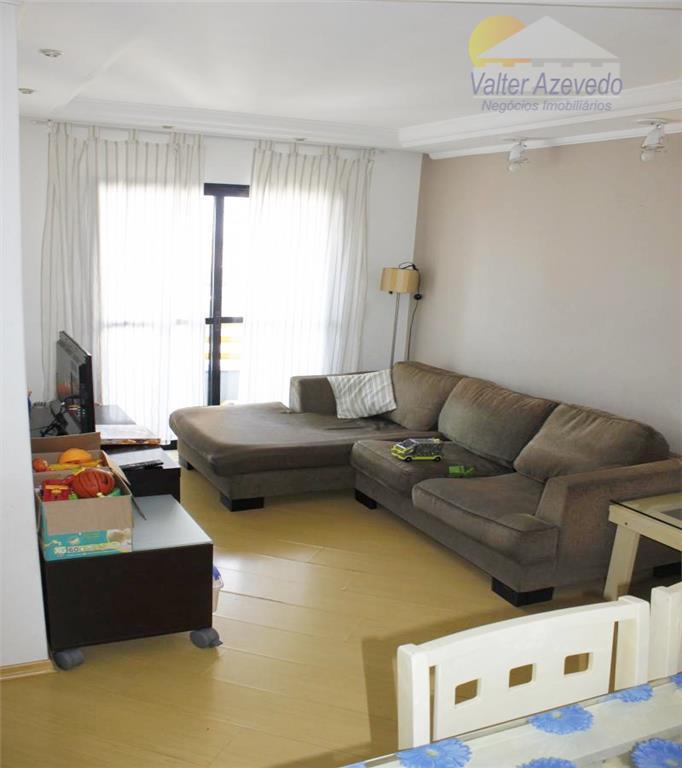 Apartamento residencial à venda, Vila Pirituba, São Paulo - AP0296.