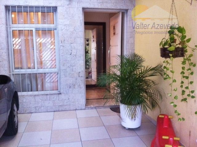Sobrado residencial para venda e locação, Lauzane Paulista, São Paulo - SO0097.