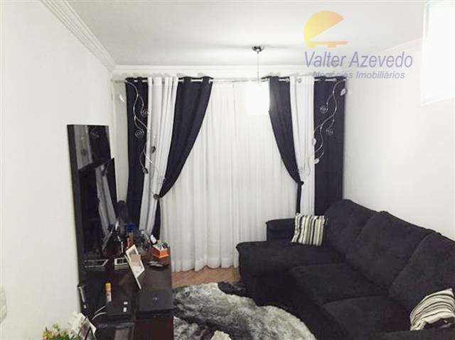 Apartamento residencial à venda, Lauzane Paulista, São Paulo - AP0321.