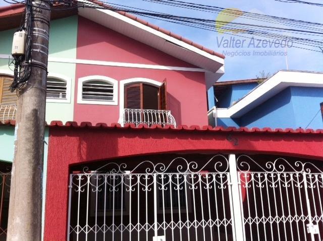 Sobrado residencial para locação, Vila Guilherme, São Paulo - SO0091.