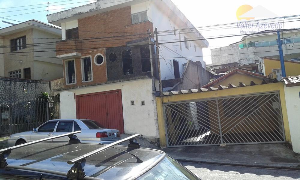 Sobrado residencial à venda, Jardim Santo Elias, São Paulo - SO0104.