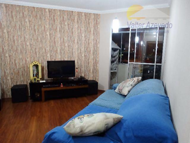 Apartamento residencial para locação, Imirim, São Paulo - AP0333.