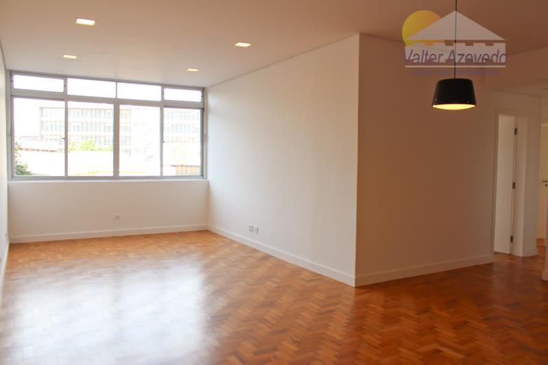 Apartamento residencial à venda, Higienópolis, São Paulo - AP0335.
