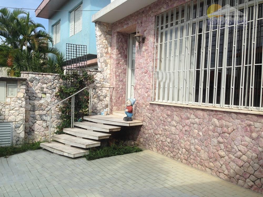 Casa residencial à venda, Jardim Paraíso, São Paulo - CA0057.