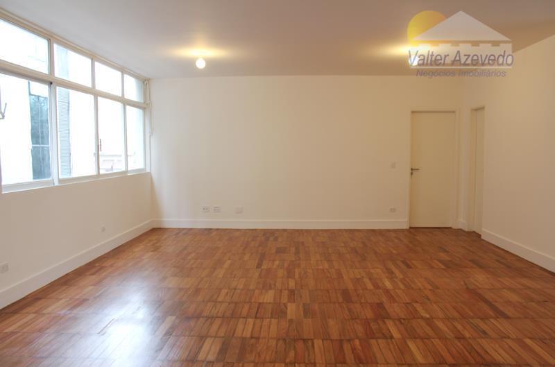 apartamento higienópolis !!! 188,18 m² , 3 dormitórios sendo 1 suite com closet, sala ampla integrada...
