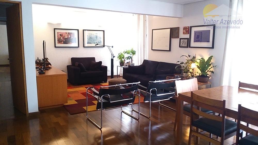 Apartamento residencial à venda, Higienópolis, São Paulo - AP0344.