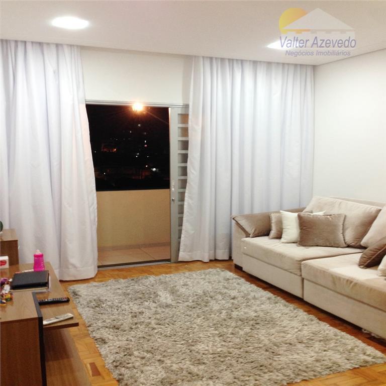 Apartamento residencial para venda e locação, Santana, São Paulo - AP0345.