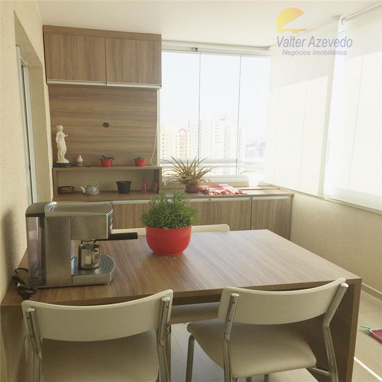 Apartamento residencial à venda, Santana, São Paulo - AP0091.
