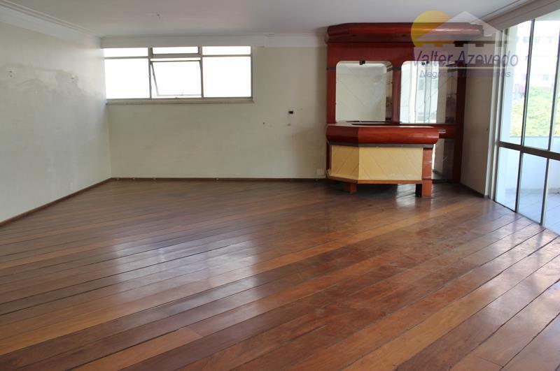 Apartamento residencial à venda, Higienópolis, São Paulo - AP0348.