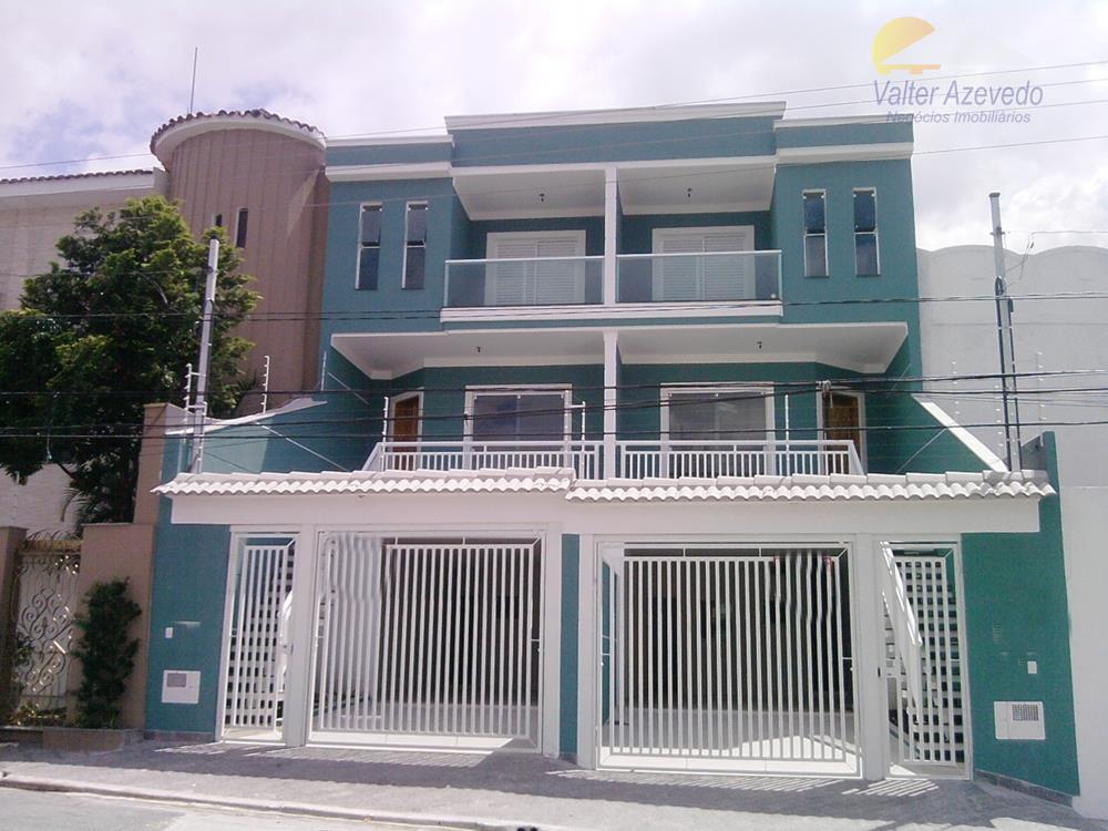 Sobrado residencial à venda, Vila Guilherme, São Paulo - SO0010.