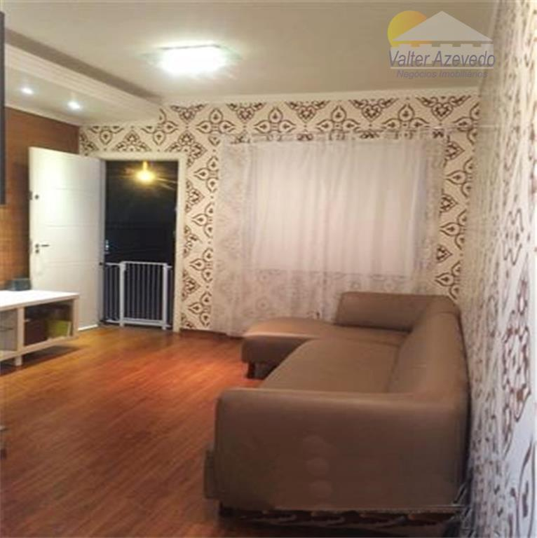 Sobrado novo residencial em condomínio fechado à venda, Santana, São Paulo - SO0113.