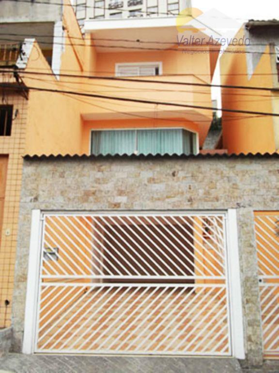 Sobrado residencial à venda, Mandaqui, São Paulo - SO0114.