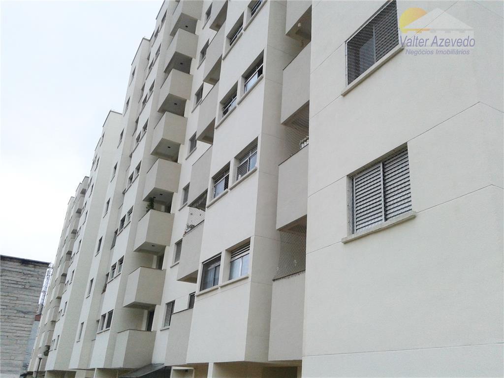 apartamento santana !!! todo reformado, 56 m² , rico em armários embutidos, 2 dormitórios , living...