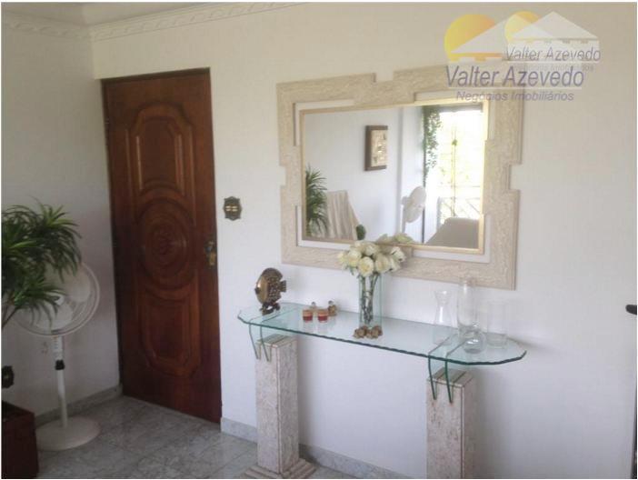 Apartamento residencial à venda, Gonzaga, Santos - AP0360.
