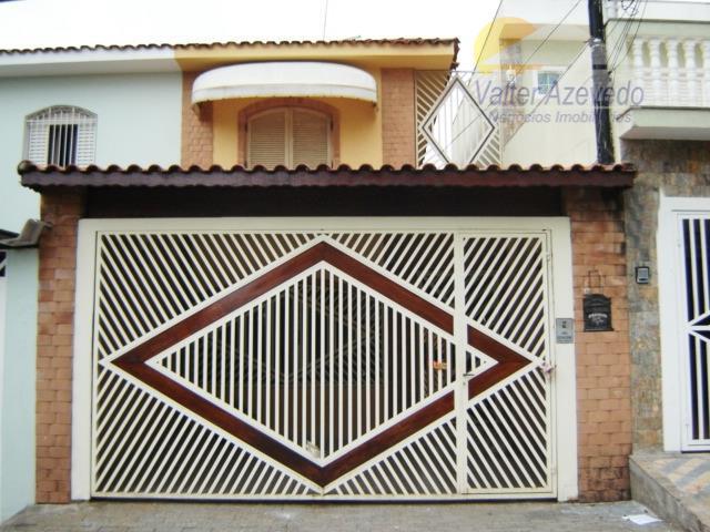 Casa residencial para locação, Parque Mandaqui, São Paulo - CA0064.