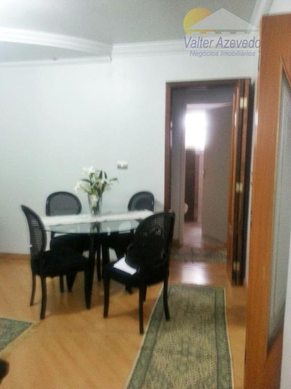 Apartamento residencial à venda, Santana, São Paulo - AP0372.