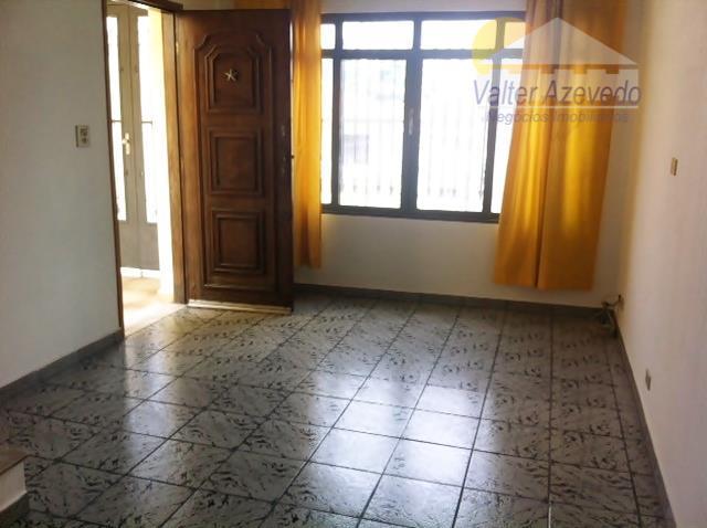 Sobrado residencial para locação, Vila Romero, São Paulo - SO0116.