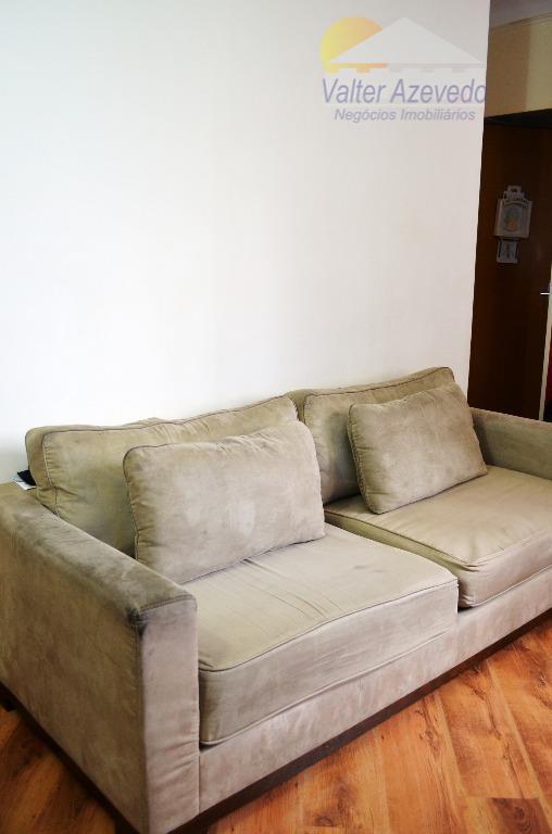 Apartamento residencial à venda, Imirim, São Paulo - AP0378.