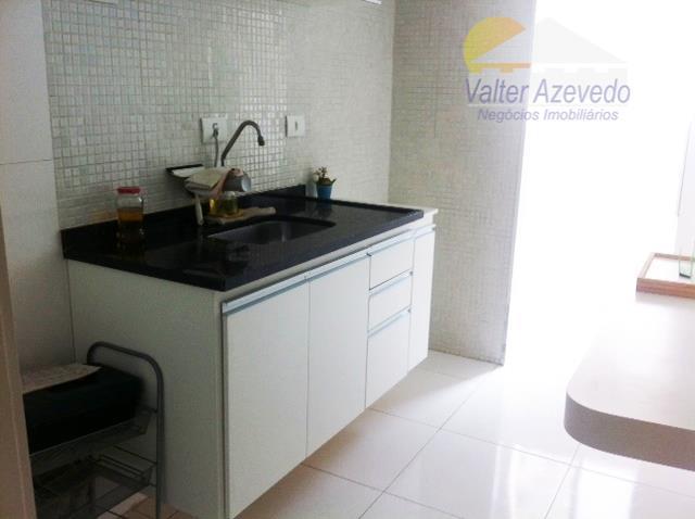 Apartamento residencial para locação, Santa Terezinha, São Paulo - AP0389.