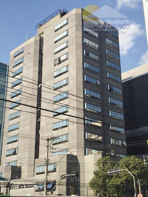 Conjunto comercial para locação, Água Branca, São Paulo - CJ0003.