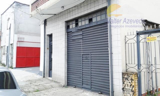 Salão comercial para locação, Vila Romana, São Paulo - SL0014.