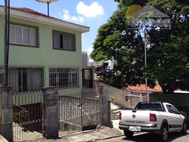Casa residencial à venda, Santana, São Paulo.