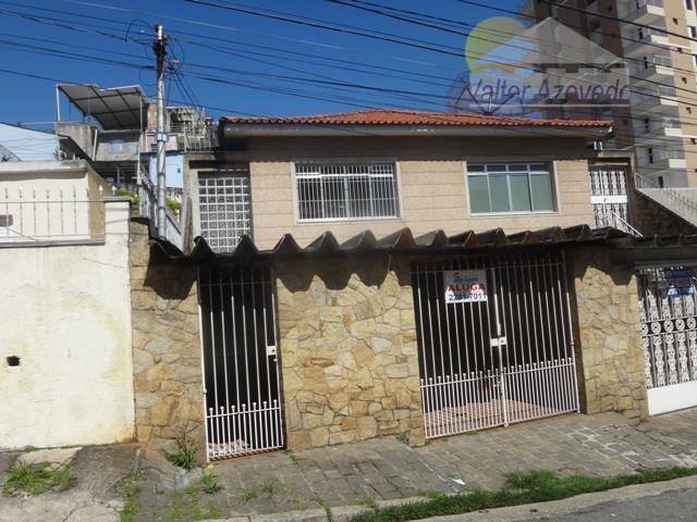 Casa  residencial para locação, Chora Menino, São Paulo.
