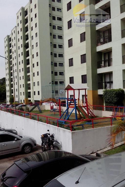 Apartamento residencial à venda, Vila Santos, São Paulo.