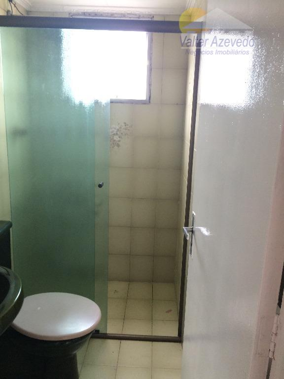 apartamento tremembé !!! pintura nova! carpete de madeira, 02 dormitórios, sala 02 ambientes, cozinha, lavanderia, 01...