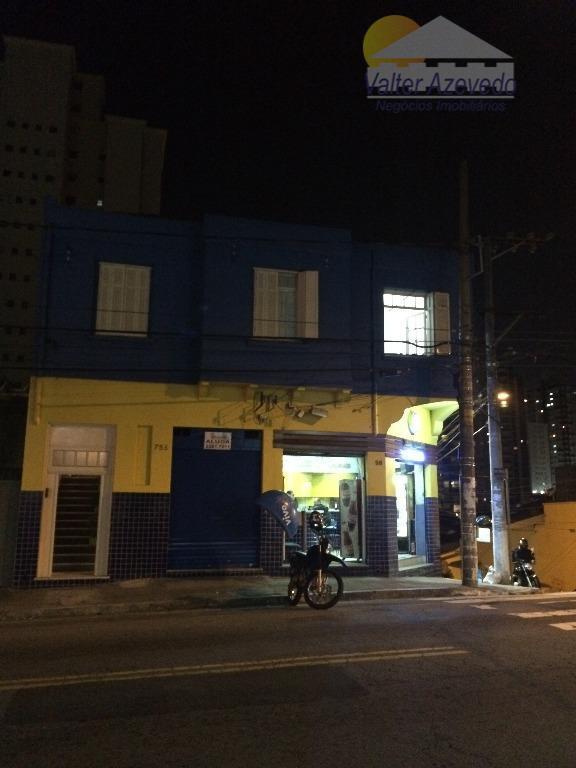 Salão comercial para locação, Santana, São Paulo - SL0001.