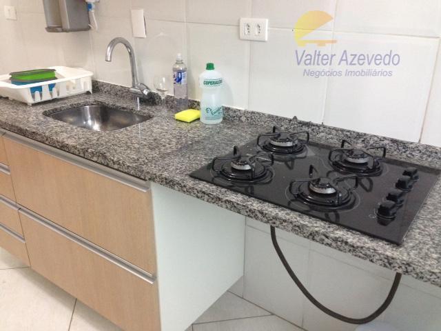 Apartamento residencial para venda e locação, Santa Terezinha, São Paulo.