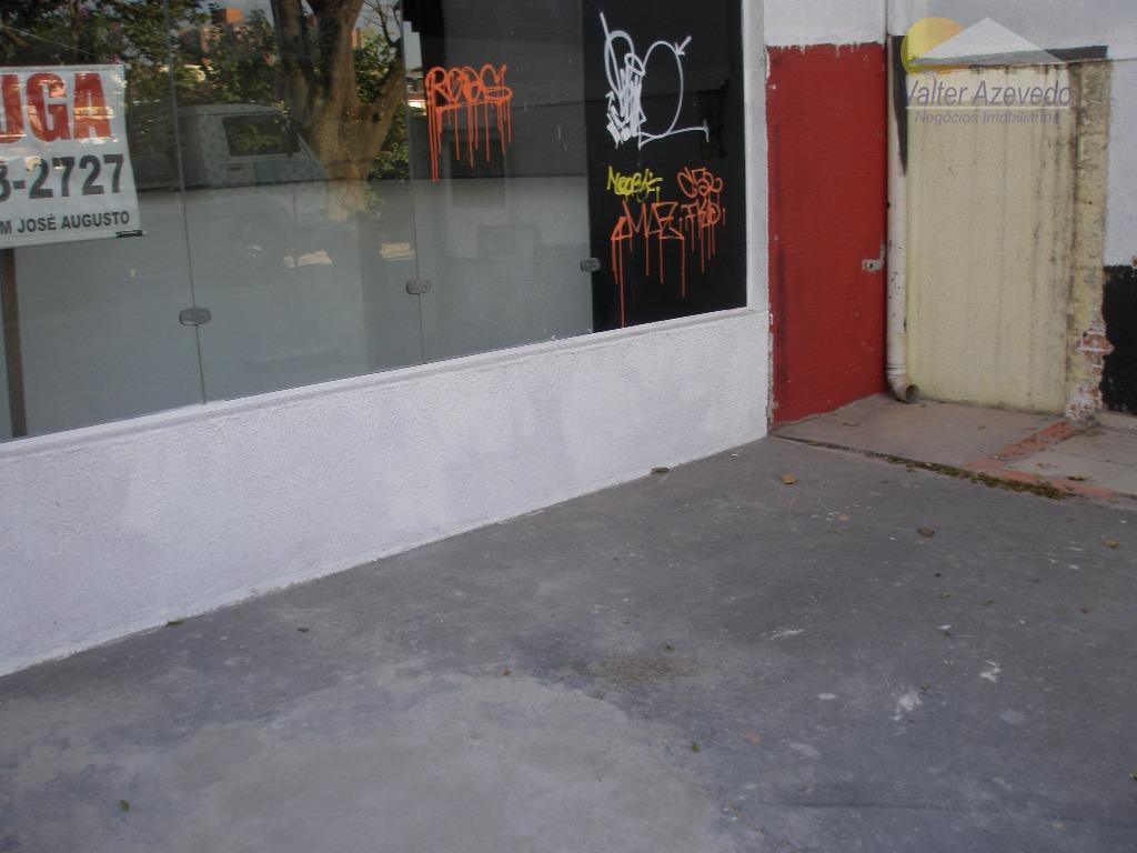 salão comercial jd. paraíso ! 60m², 2 wc, mesanino com 2 vagas na frente. ótimo imóvel...